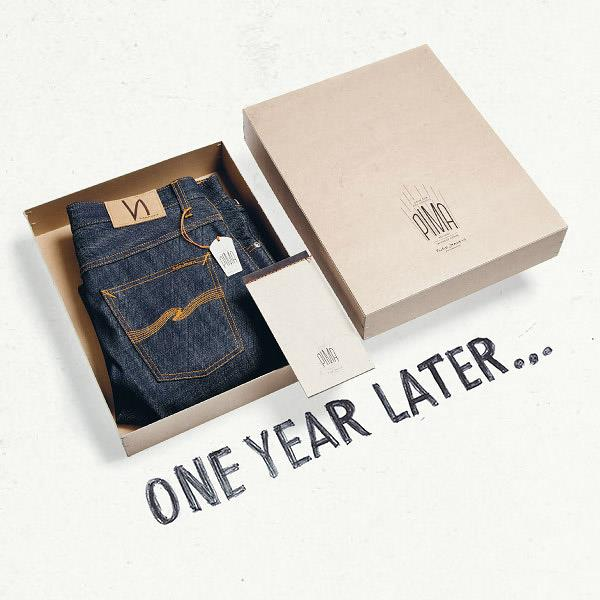 Nudie Jeans – One Year On