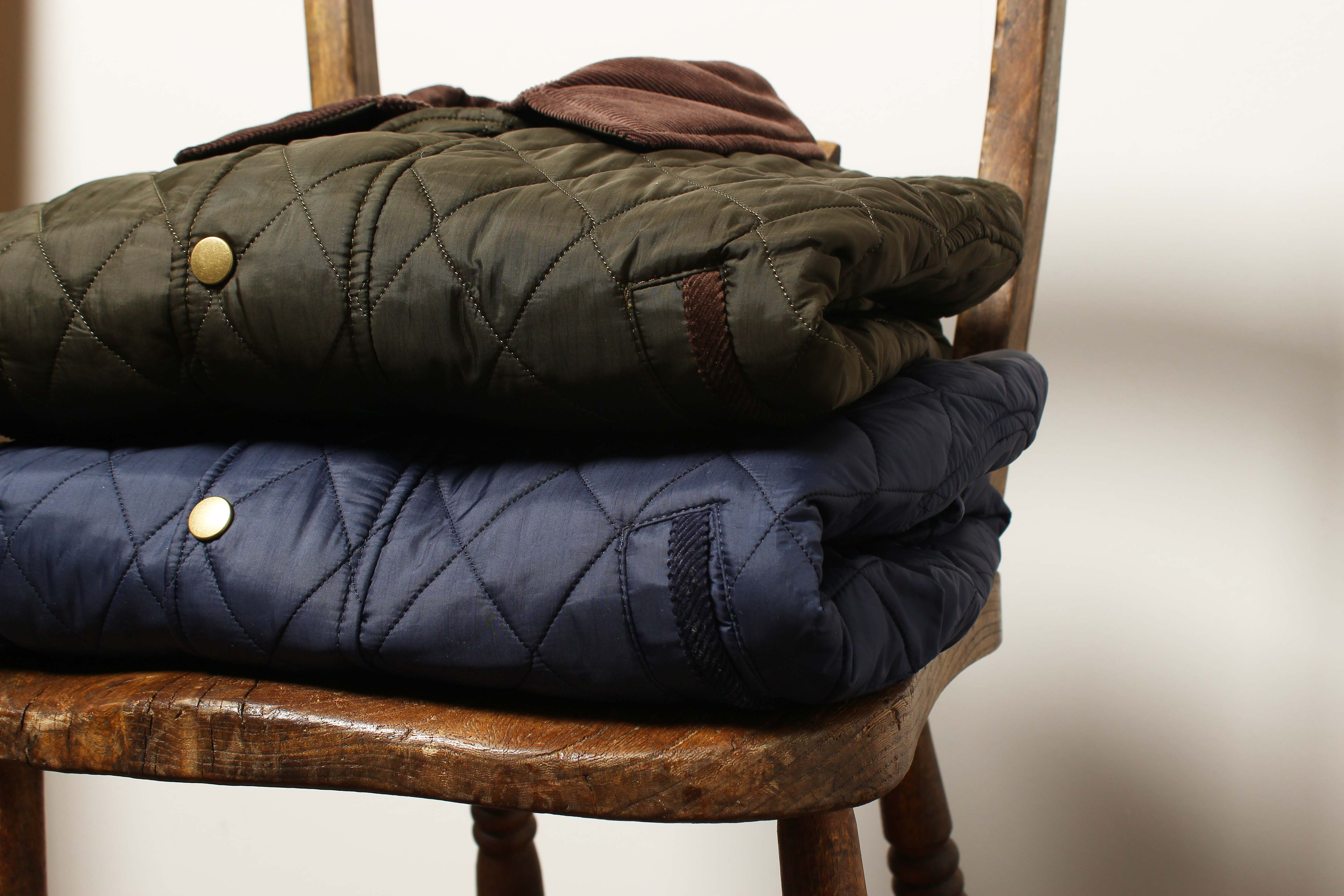 Dapper Stag Quilted Jacket